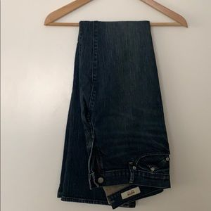 Banana Republic Modern Bootcut Jeans 10 Long!